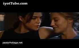 Michelle Rodriguez Nude Scene From The Assignment-