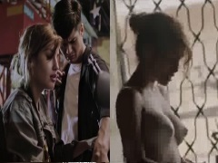 NATHALIE HART- TISAY Sex scene with JC De Vera TIsay 2016 movie